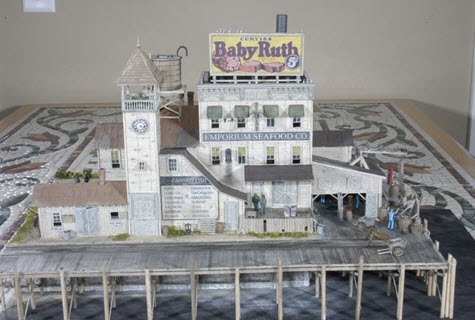 Emporium Build is a multi-part tutorial on scratch building