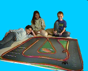 Diy Race Track Provides Home Rc Racing