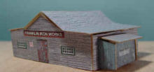 Iron Works building