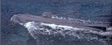Ocean Diorama Sets Realistic Scene For Ship Models